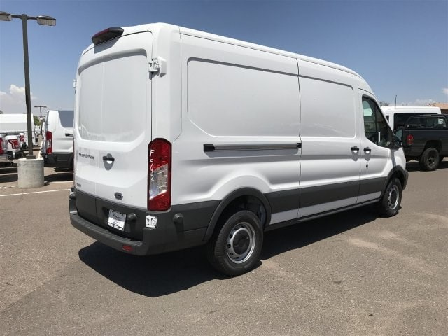 2018 Transit 250 Med Roof 4x2,  Empty Cargo Van #JKB14761 - photo 4