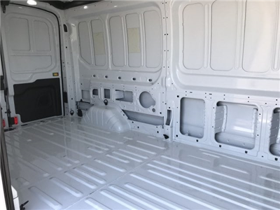 2018 Transit 250 Med Roof 4x2,  Empty Cargo Van #JKB14761 - photo 9