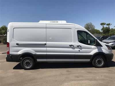 2018 Transit 250 Med Roof 4x2,  Thermo King Refrigerated Body #JKB29260 - photo 6