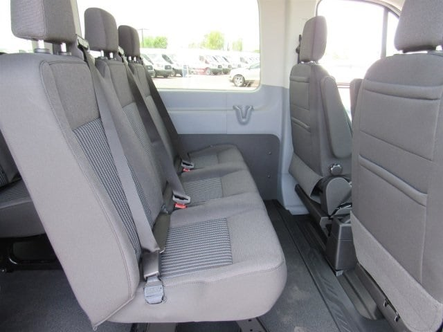 2018 Transit 350 Med Roof 4x2,  Passenger Wagon #JKB29276 - photo 10