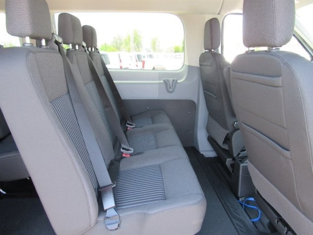 2018 Transit 350 Low Roof 4x2,  Passenger Wagon #JKB29277 - photo 10