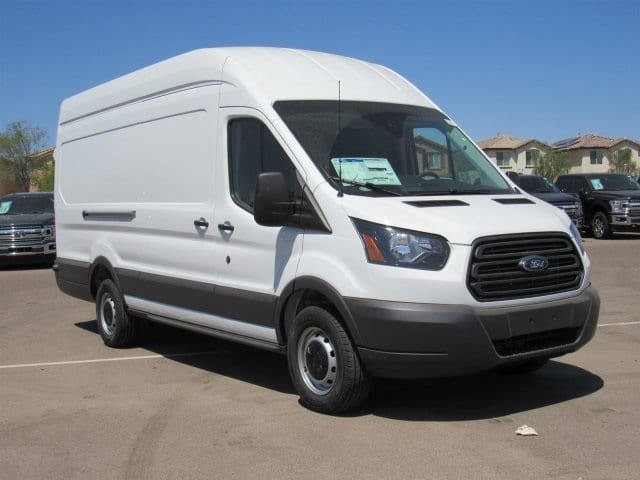 2018 Transit 350 High Roof 4x2,  Empty Cargo Van #JKB34624 - photo 1
