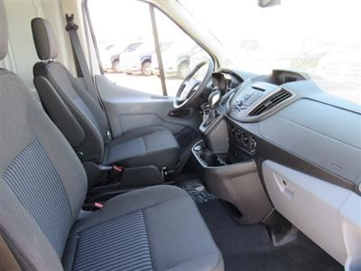 2018 Transit 350 High Roof 4x2,  Empty Cargo Van #JKB34624 - photo 9
