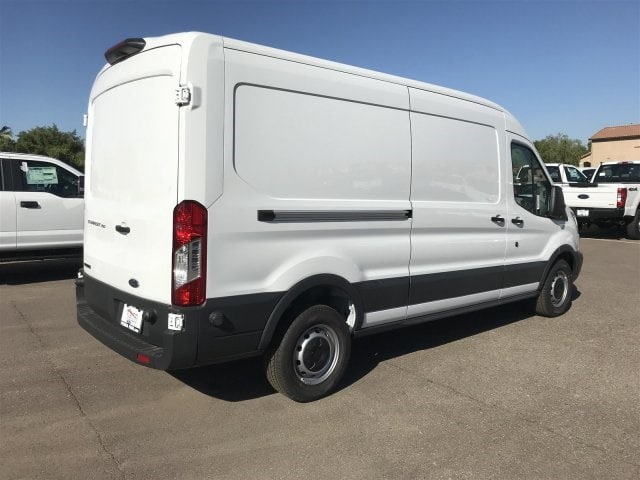 2018 Transit 350 Med Roof 4x2,  Empty Cargo Van #JKB50952 - photo 5