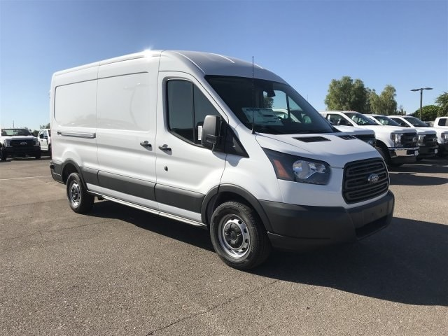 2018 Transit 350 Med Roof 4x2,  Empty Cargo Van #JKB50952 - photo 1