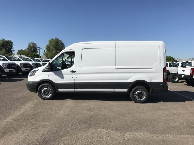 2018 Transit 350 Med Roof 4x2,  Empty Cargo Van #JKB50952 - photo 3