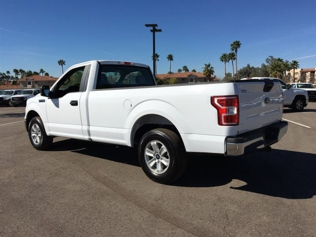 2018 F-150 Regular Cab, Pickup #JKC03828 - photo 4