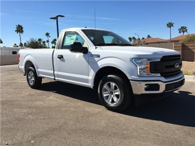 2018 F-150 Regular Cab, Pickup #JKC03828 - photo 1