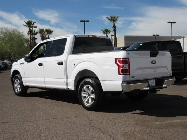 2018 F-150 Crew Cab, Pickup #JKC10096 - photo 3