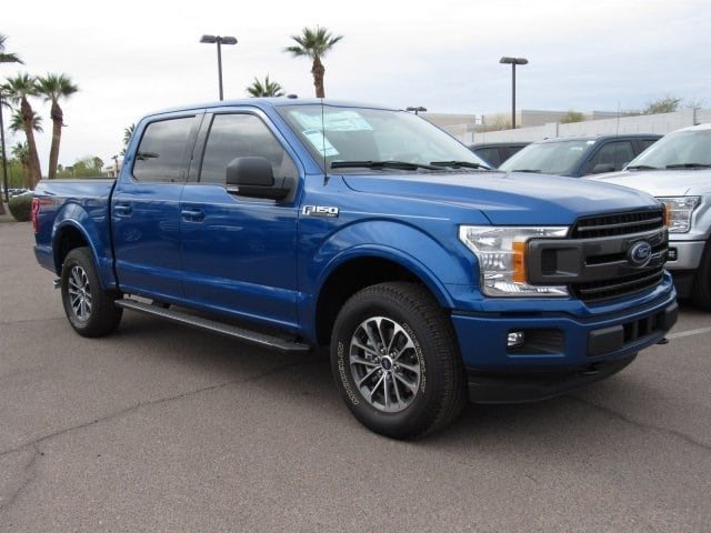 2018 F-150 Crew Cab 4x4, Pickup #JKC12224 - photo 1