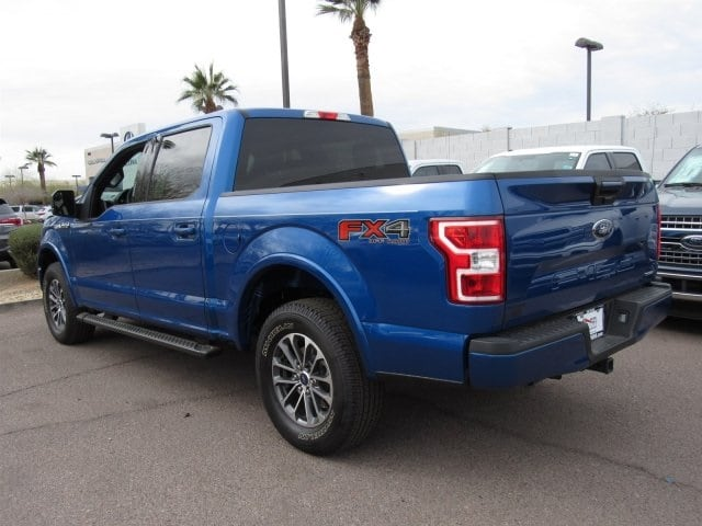 2018 F-150 Crew Cab 4x4, Pickup #JKC12224 - photo 4