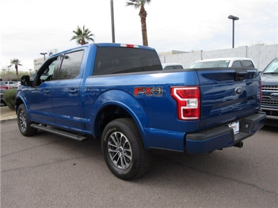 2018 F-150 SuperCrew Cab 4x4, Pickup #JKC12224 - photo 4