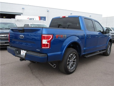 2018 F-150 Crew Cab 4x4, Pickup #JKC12224 - photo 2