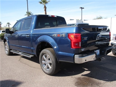 2018 F-150 SuperCrew Cab 4x4, Pickup #JKC25947 - photo 4