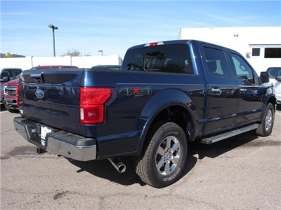 2018 F-150 SuperCrew Cab 4x4, Pickup #JKC25947 - photo 2