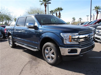 2018 F-150 SuperCrew Cab 4x4, Pickup #JKC25947 - photo 1