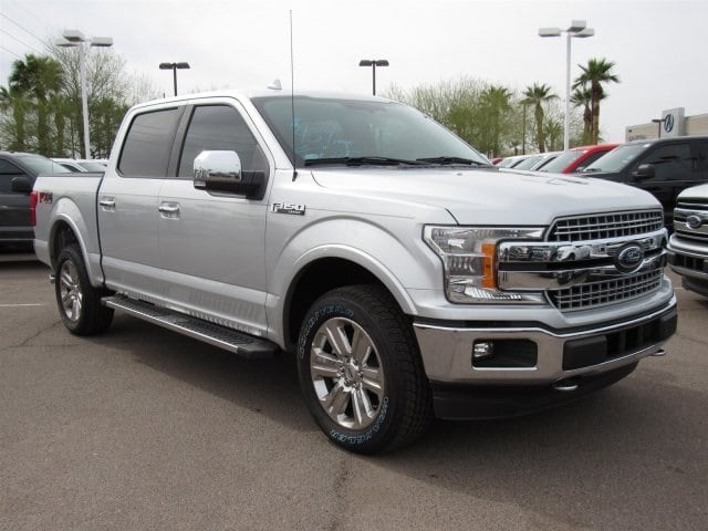 2018 F-150 SuperCrew Cab 4x4,  Pickup #JKC25949 - photo 1