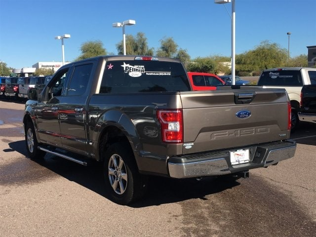 2018 F-150 SuperCrew Cab 4x2,  Pickup #JKC34833 - photo 3