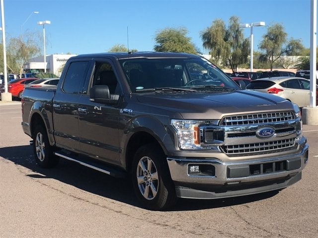 2018 F-150 SuperCrew Cab 4x2,  Pickup #JKC34833 - photo 1