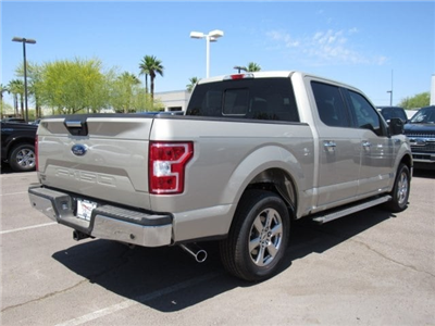 2018 F-150 SuperCrew Cab,  Pickup #JKC34843 - photo 2