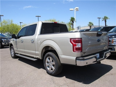 2018 F-150 SuperCrew Cab,  Pickup #JKC34843 - photo 4