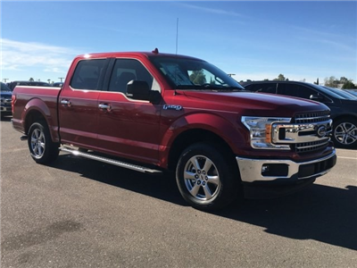 2018 F-150 Crew Cab, Pickup #JKC34845 - photo 1