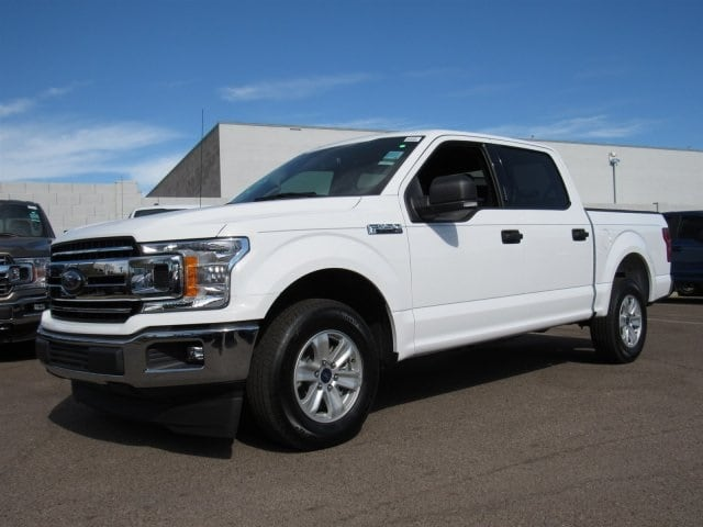 2018 F-150 SuperCrew Cab, Pickup #JKC42188 - photo 12