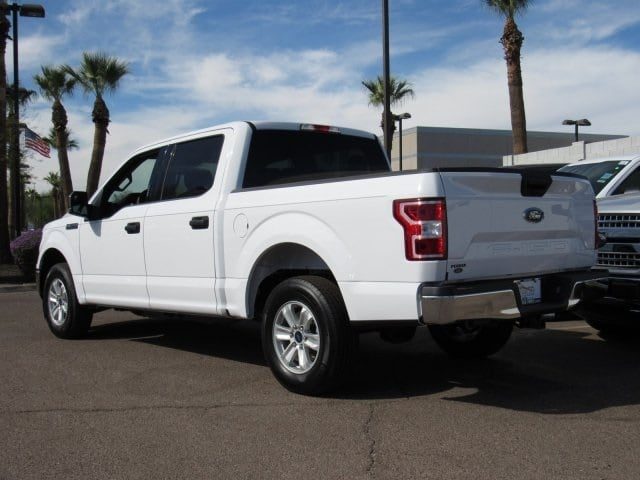 2018 F-150 SuperCrew Cab, Pickup #JKC42188 - photo 3
