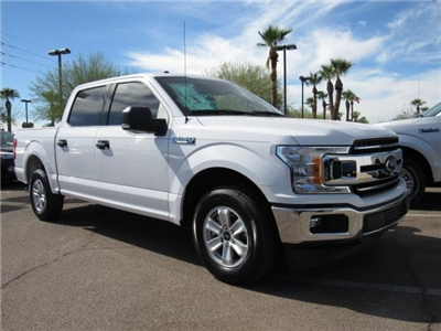 2018 F-150 SuperCrew Cab, Pickup #JKC42188 - photo 1