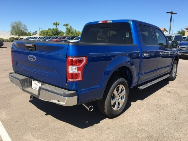 2018 F-150 SuperCrew Cab 4x2,  Pickup #JKC42192 - photo 2