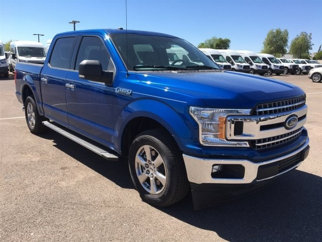 2018 F-150 SuperCrew Cab 4x2,  Pickup #JKC42192 - photo 1