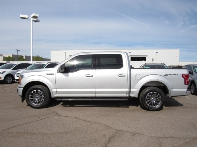 2018 F-150 Crew Cab, Pickup #JKC54758 - photo 3