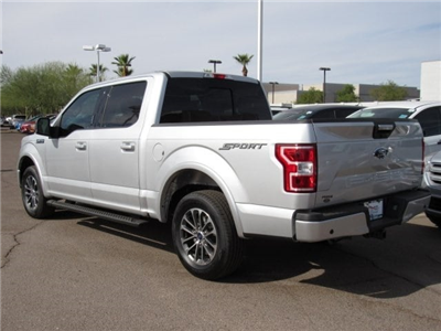 2018 F-150 Crew Cab, Pickup #JKC54758 - photo 4