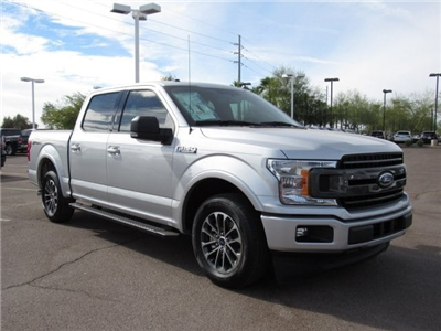 2018 F-150 Crew Cab, Pickup #JKC54758 - photo 1