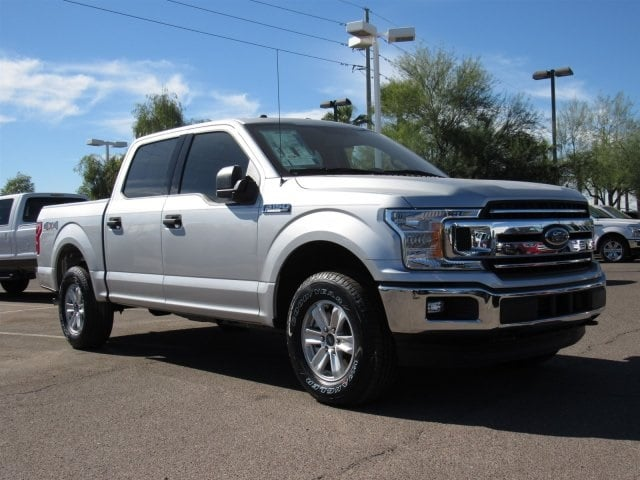 2018 F-150 SuperCrew Cab 4x4,  Pickup #JKC54766 - photo 1