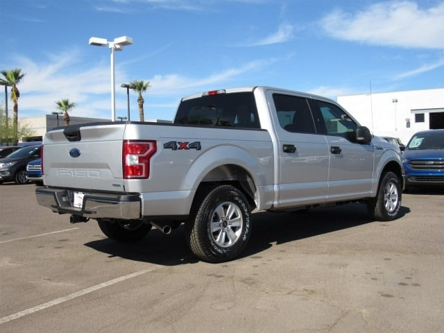2018 F-150 SuperCrew Cab 4x4,  Pickup #JKC54766 - photo 2