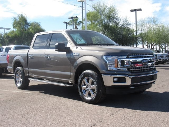 2018 F-150 Crew Cab 4x4 Pickup #JKC54767 - photo 1