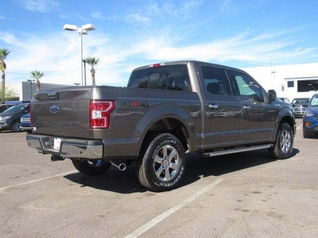 2018 F-150 Crew Cab 4x4 Pickup #JKC54767 - photo 2