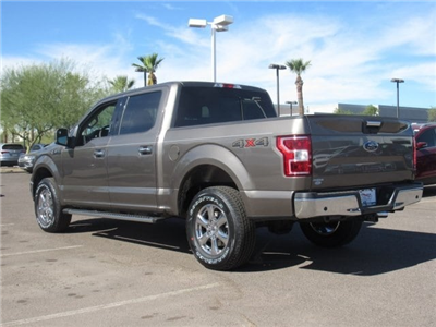 2018 F-150 Crew Cab 4x4 Pickup #JKC54767 - photo 3