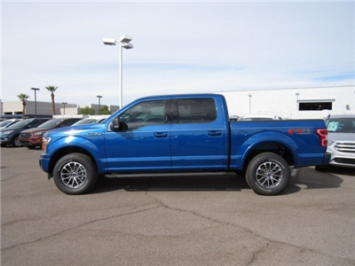 2018 F-150 Crew Cab 4x4, Pickup #JKC54769 - photo 3