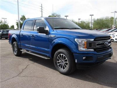 2018 F-150 Crew Cab 4x4, Pickup #JKC54769 - photo 1
