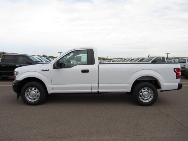 2018 F-150 Regular Cab, Pickup #JKC84265 - photo 3