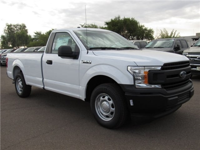 2018 F-150 Regular Cab, Pickup #JKC84265 - photo 1