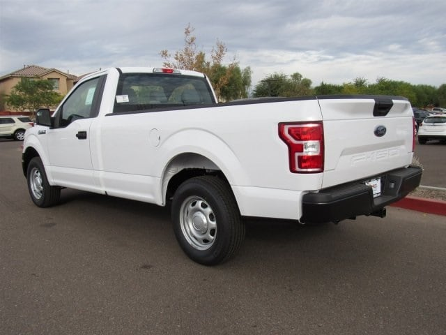 2018 F-150 Regular Cab, Pickup #JKC84266 - photo 4
