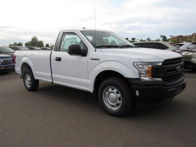 2018 F-150 Regular Cab, Pickup #JKC84266 - photo 1