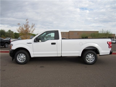 2018 F-150 Regular Cab, Pickup #JKC84266 - photo 3