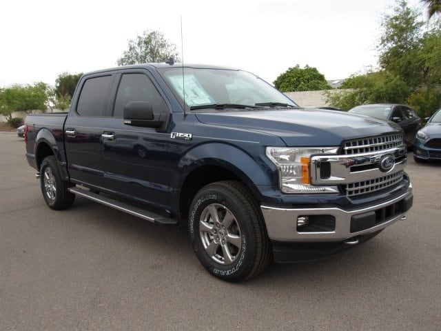 2018 F-150 SuperCrew Cab 4x4,  Pickup #JKC84281 - photo 1