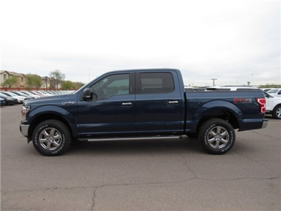 2018 F-150 SuperCrew Cab 4x4,  Pickup #JKC84281 - photo 3