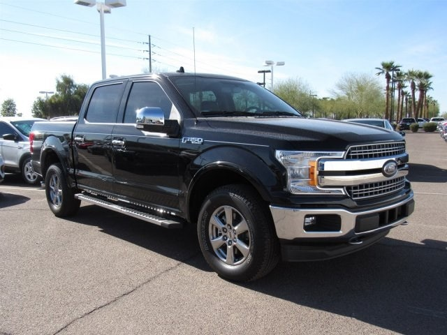 2018 F-150 Crew Cab 4x4, Pickup #JKC84286 - photo 1