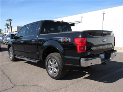 2018 F-150 Crew Cab 4x4, Pickup #JKC84286 - photo 4